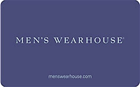 Mens Warehouse Gift Cards - gift cards men s wearhouse