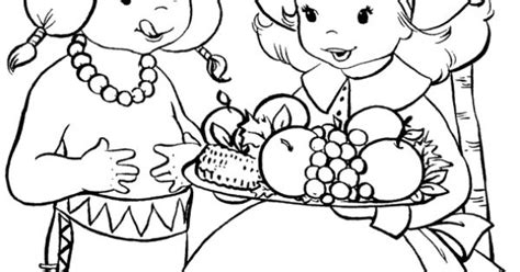 Thanksgiving Food Coloring Pages by Boy Thanksgiving Food Coloring Page Kristin Batykefer