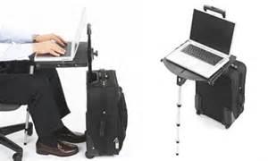 Travel Laptop Desk Portable Travel Desk Ubergizmo