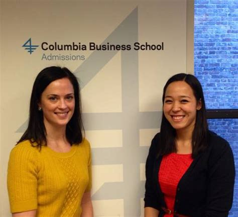 Of Admissions Committee Columbia Mba columbia business school mba with admissions