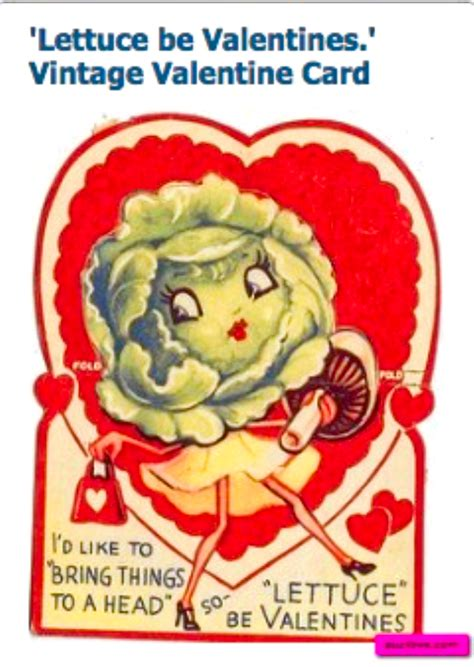 how many valentines were there s cards food in the late 1940s and the