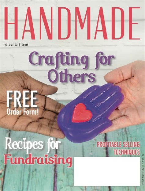 Handcrafted Magazine - by ceci