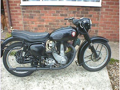 Bsa Bb31 1952 Model Ohv 350cc bsa b31 gallery
