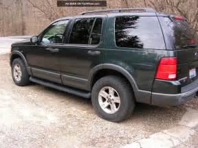 Ford Explorer Tires 2003 Ford Explorer Xlt Sport Utility 4 Door 4 0l W