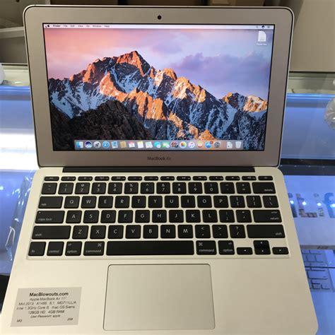 Macbook Air 711 Zaa apple macbook air md711ll a 11 6 inch laptop mid 2013 macblowouts