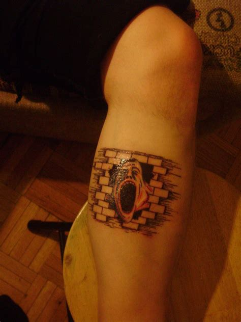small pink floyd tattoo pink floyd by sliversuicide on deviantart