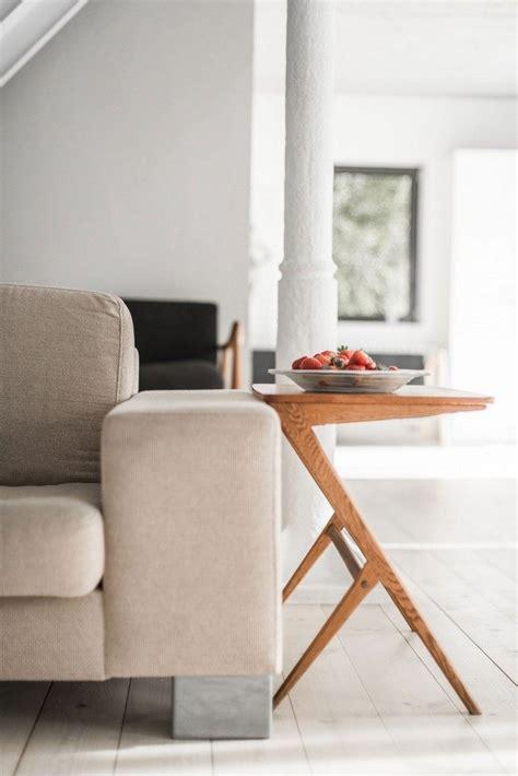 mobili vintage scandinavi mobilier scandinave vintage briques blanches et plancher