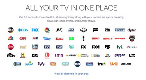 best tv channels hulu debuts 40 per month live tv service with