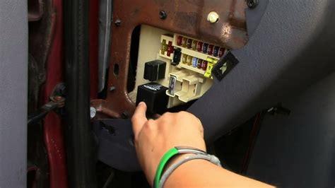 fix  working turn signals  hazards vanlife