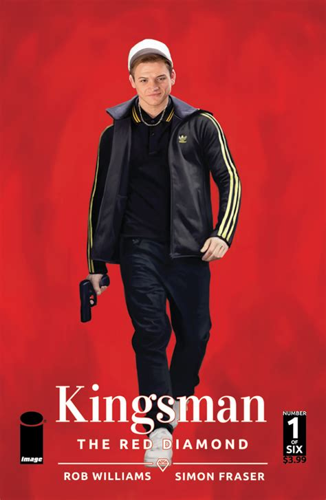 libro kingsman the red diamond kingsman the red diamond 1 of 6 releases image comics