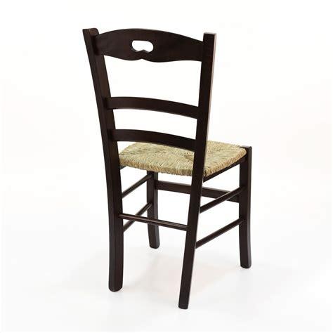 chaise rembourrée 125 pour bars et restaurants chaise rustique en bois
