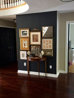 the best black paint colours for any room home foyers and benjamin