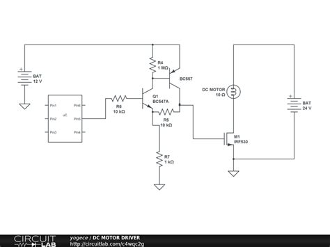 transistor as mosfet driver dc fan switching on electrical engineering stack exchange