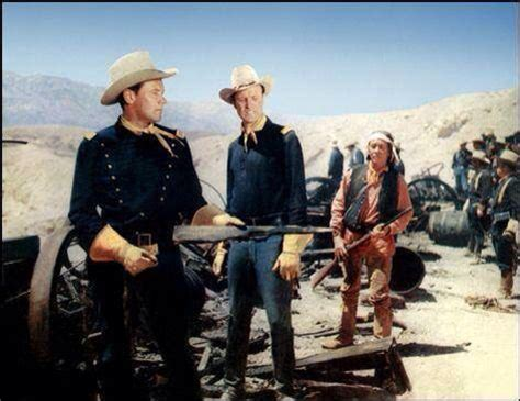 film indiani cowboy escape fort bravo w westerns classic movie actors