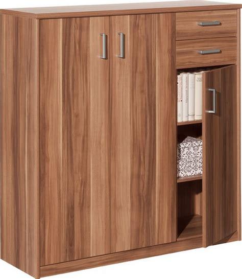 kommode nussbaum nachbildung kommode soft plus nussbaum highboard 2415007 08 ebay