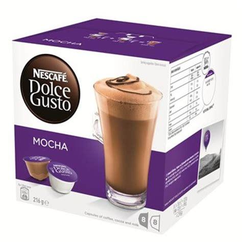 www dolce gusto it bicchieri omaggio vendita 48 capsule nescaf 232 dolce gusto mocha derservice