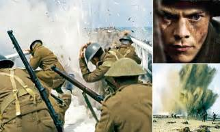 where was the film dunkirk made the making of movie epic dunkirk daily mail online