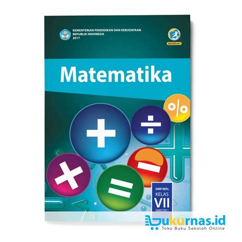 buku matematika smp kelas  semester   revisi