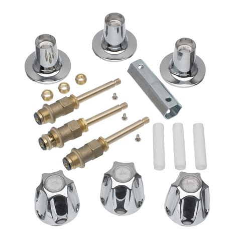 bathtub faucet repair kit shop danco metal tub shower repair kit for price pfister