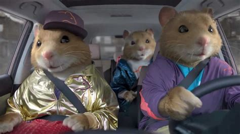 Kia Hamsters Rock Rock Anthem Kia Soul Hamster Commercial Hd