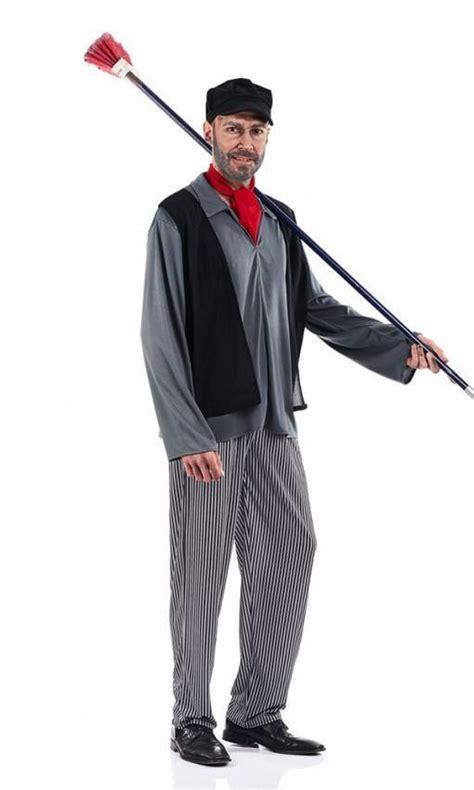 spazza camini costume spazzacamino adulto xl carnevale 6200 la casa di