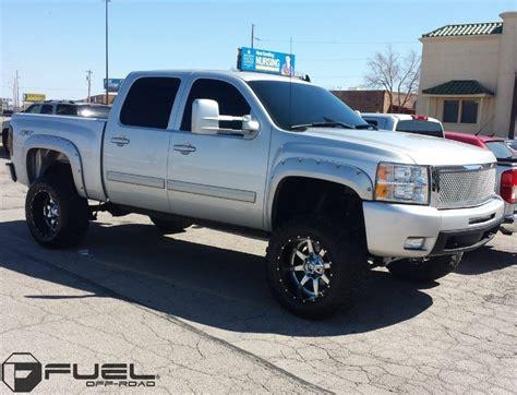 Wheels Chevy Silverado 2 chevrolet silverado 1500 maverick d260 gallery fuel