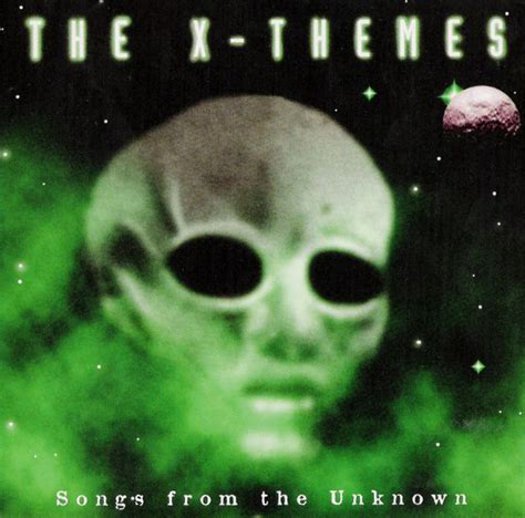 X Themes Songs From The Unknown | various the x themes songs from the unknown at discogs