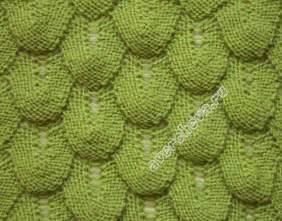 pattern magic knit 244 magic pattern leaves hand knitted pinterest