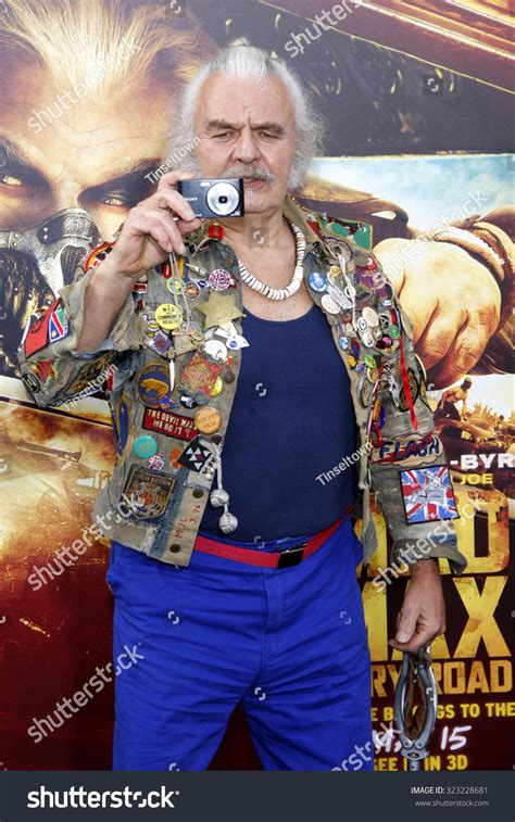 hugh keays photos photos premiere hugh keays at the los angeles premiere of mad max