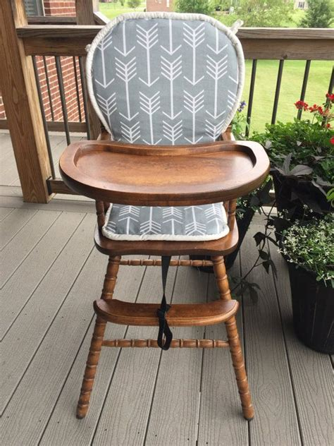 High Chair Cushion For Wooden High Chairs by Cushions High Chairs And High Chair Covers On