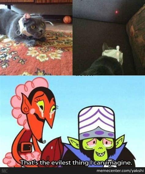 Laser Cat Meme - laser cat by yakshi meme center