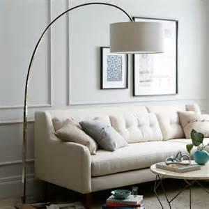 Over Sofa Lamp 5 Modern Floor Lamp For Elegant Living Room Ideas Modern