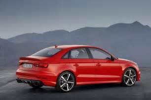Audi Rs3 Sedan Price Official 2017 Audi Rs3 Sedan Gtspirit