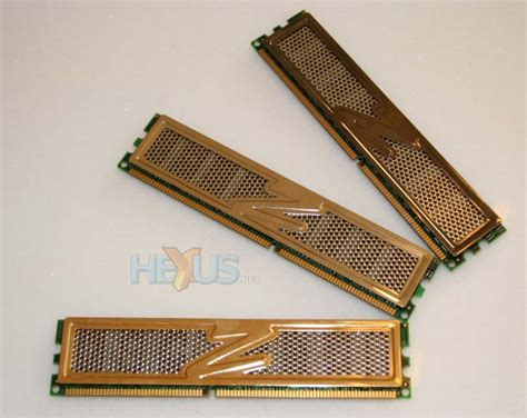 Ram Ocz ocz cooling and stylish spreaders cooling news hexus net page 2