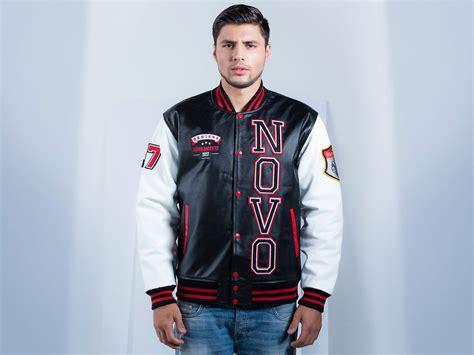 Custom Letterman Jackets Custom Letterman Jackets Leather Mens Jackets Novo Jackets