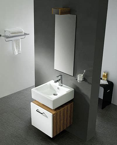 Small Modern Bathroom Vanities Small Bathroom Vanity By Lineaaqua