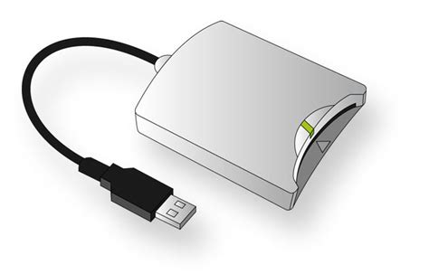 Usb Smart Card Reader accessories for xtreme pc thin client