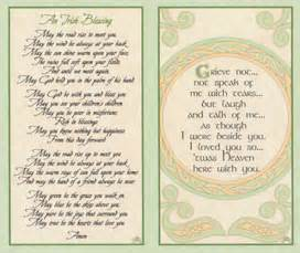 prayer cards for funerals personalized memorial cards funeral cards prayer cards