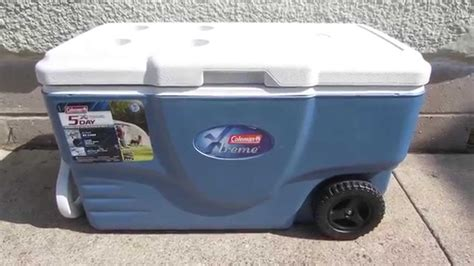 coleman xtreme 62 quart cooler review