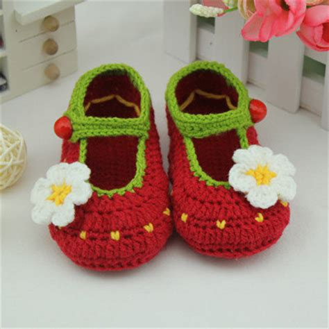 Handmade Crochet Baby Booties - handmade crochet baby booties baby shoes soft by rosetan