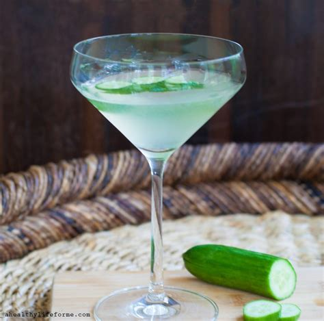 cucumber martini recipe cucumber martini a healthy life for me
