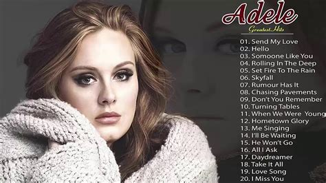 Adele Greatest Hits Hits   Adele Best Ever   Adele Best