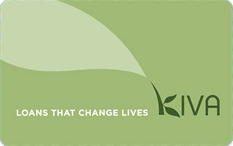 Kiva Gift Card - kiva kiva cards need a gift idea give a kiva card today