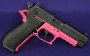 colored handguns description