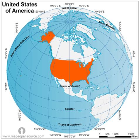 united states map globe united states of america country profile free maps of