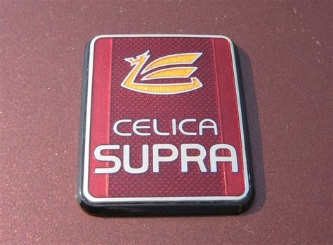 toyota supra logo will we see a different badge page 3 scion fr s forum