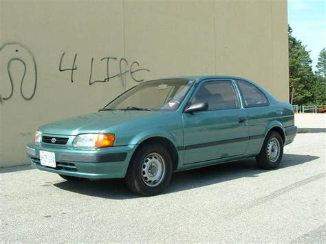 1996 Toyota Tercel Tercee S 1996 Toyota Tercel In Borden On