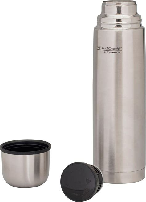 Thermos Bymax 500ml thermocafe by thermos food flask with spoon 500ml