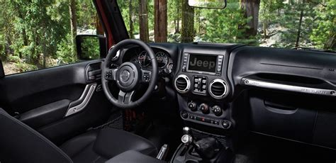 Inside Jeep Wrangler by 2017 Jeep Wrangler Unlimited For Sale Near Chicago Il