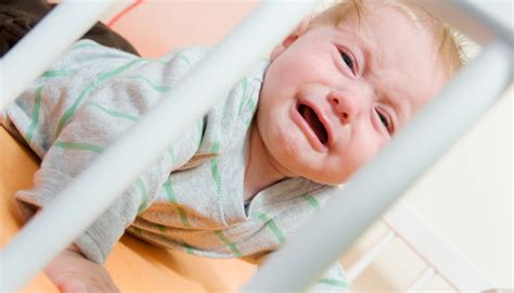 Baby Cries In Crib Two Kinds Of Scary